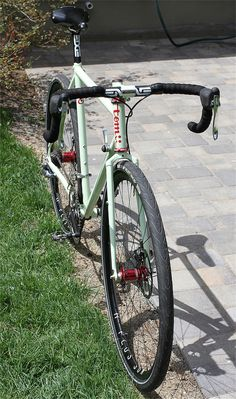 Bobbys fat road by Tomii Cycles, via Flickr