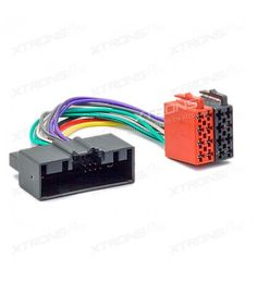 6a0b9f07977aadeef9172aa79ecb6559 loom ford focus universal male iso radio plug adapter power auto wiring cable ford wiring harness adapter at suagrazia.org