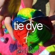 Tie Dye. #ShitILove