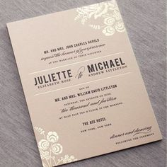 What better way to take it up a notch, than to add gold foil to your wedding invitations, you will instantly get a luxurious feel and look for your special day #wedding #weddingtips #foilpress #foil #invitations #customdesign #bridetobride #bridetobe #weddingideas #weddingplanning #weddinginspiration #gold #stationery #design