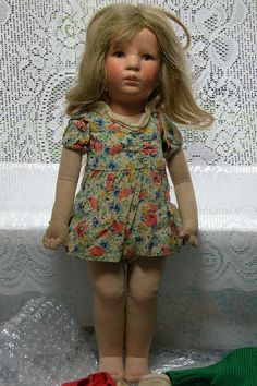 Kathe Kruse doll. | Flickr - Photo Sharing!