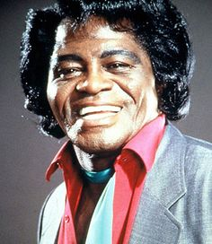 "James Brown (1933 - 2006) Singer, often called ""the Godfather of Soul;"" raised in Augusta. Born in Barnwell, SC"