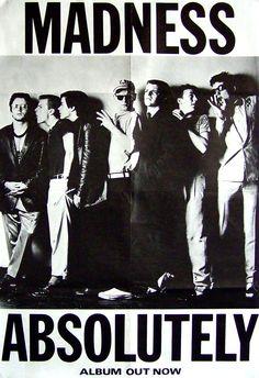 Madness // 1980