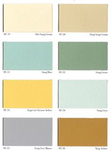 nuancier unikalo colors pinterest appartements