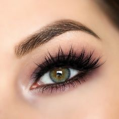 purple smokey eye   ~  we ❤ this! moncheribridals.com  #weddingeyemakeup