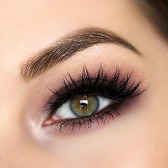 purple smokey eye ~ we ❤ this! moncheribridals.com #weddingeyemakeup