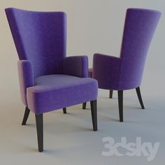 Chair Armstool high Oaktree