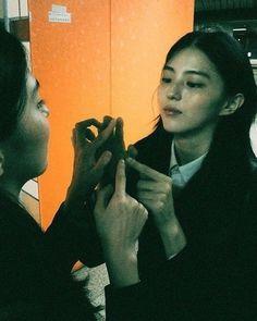 Aesthetic People, Film Aesthetic, Aesthetic Girl, Cinematic Photography, Film Photography, Pretty People, Beautiful People, Japon Tokyo, Sulli