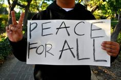 Peace by Hkang4893, via Flickr