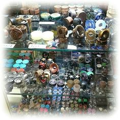 Have you seen our selection on body jewelry?? You have to come see the amazing pieces we have for you! We also have the most knowledgeable staff! Come in and see @piercingdrphil for your next #bodymodification !! #OrbitSkate #heshtags #skatelife #metrogrammed #bodyjewelry #bodymods #piercing #pierced #plugs #supportyourlocal