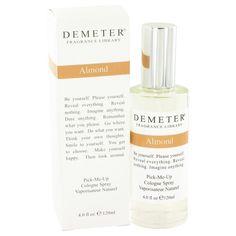 Demeter by Demeter Almond Cologne Spray 4 oz