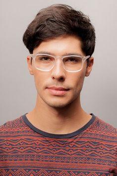 6d0c2e312ad Rhode Island. Mens GlassesRhode IslandRhodesEyeglassesGlassesLong IslandEye  GlassesEyewear. Rhode Island Matte Clear Acetate Eyeglasses from  EyeBuyDirect.