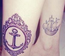anchor, boat, tattoo,