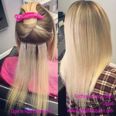 Tape in hair extensions northern arizona glam squad flagstaff tape in hair extensions northern arizona glam squad flagstaffhairsalon pmusecretfo Image collections