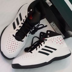 🆕LISTING ADIDAS MEN COURT FURY SIZE 13 -BRAND NEW IN BOX  -SIZE: 13 -COLOR: BLACK/WHTE -MADE IN INDONESIA -INCLUDE ORIGINAL BOX WHEN SHIP           ⭐️TOP RATED SELLER 👍FAST SHIPPER NEXT DAY SHIPPING ❌NO TRADE ❌NO PAYPAL ✅BUNDLE OFFER Adidas Shoes Sneakers