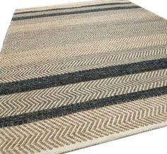 Fields Ebony Rugs | Modern Rugs