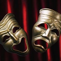 The faces of theater