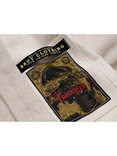 Summer classic chore jacket by brut clothing x le laboureur