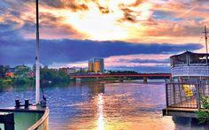 Ume River, Sweden