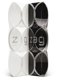 Zig Zag Luxury Vibrators - The Dieline -
