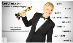 Ellen @ the Oscars