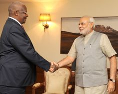 Foreign Minister of Uganda calls on PM