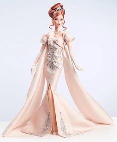 Midnight Celebration Convention Barbie Doll - created by Alessandro Gatti and Giusepe Bellis, Artist Creations