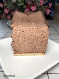 Polish Recipes, Healthy Dishes, Cake Cookies, Vanilla Cake, Chocolate Cake, Sweet Recipes, Cheesecake, Pudding, Keto