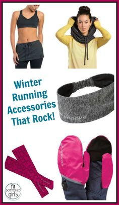 Warm up your winter running with these hot accessories from Brooks Running!