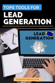 Generate More leads With These Simple Tools - Increase Sales and Attract Prospects - 9 Free and paid resources to help you with lead generation. Learn how the lead generation process w - It Works Marketing, Sales And Marketing, Marketing Tools, Online Marketing, Internet Marketing, Content Marketing, Marketing Audit, Media Marketing, Digital Marketing Business