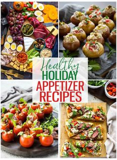 Healthy appetizers are not always easy to find at holiday parties. Ring in the . Healthy appetizers are not always easy to find at holiday parties. Ring in the new year in a healt New Years Appetizers, Cold Appetizers, Easy Appetizer Recipes, Healthy Appetizers, Christmas Appetizers, Christmas Recipes, Healthy Munchies, Christmas Dinners, Popular Appetizers