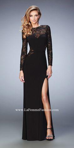 Sexy Long Sleeve Dress 22281