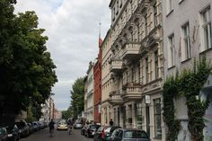 Auguststr Gallery- Auguststreet is the best place for gallery hopping! -Address: Auguststraße, 10117 Berlin #lolagracetour #shopping #berlin #traveguide
