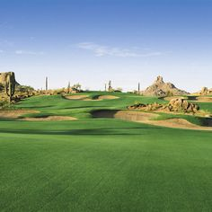 Troon North - Pinnacle Golf Course - These Golf Courses are part of the Sonoran Suites Golf Packages & Courses in Scottsdale/Phoenix, Arizona that are available to you, your family, friends or corporate groups. Sonoran Suites offers premier vacation condo rentals and golf vacation packages in Scottsdale, Phoenix, Tucson, San Diego, Palm Springs, Las Vegas and Mesquite!  Call us today at 1-888-786-7848 and let our professional golf staff book the best golf vacation possible…
