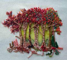 Les arbres ajourés de Francine Leclercq                                      You'll know how I found Francine Leclercq's work, click tree e...