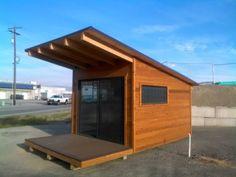 Budget minded: Lake Chelan $7,000 fully customizable top to bottom, size, wood windows, shape etc