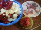 PAPRIKOVÁ POMAZÁNKA S MASOM NA TOPINKY | Mimibazar.sk Fruit Salad, Food, Red Peppers, Fruit Salads, Meals, Yemek, Eten