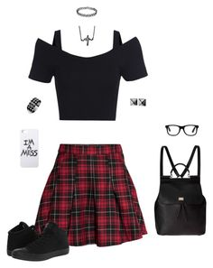 """""""UPDATE!"""" by hanakdudley ❤ liked on Polyvore featuring H&M, Converse, Waterford, Dolce&Gabbana and LAUREN MOSHI"""