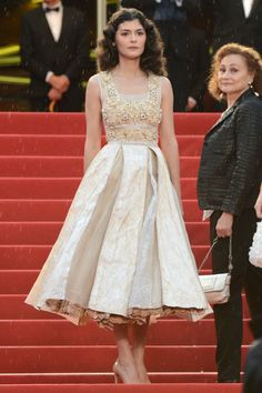 """Audrey Tatou in Prada - Cannes 2012 Closing Ceremony and """"Therese Desqueyroux"""" Premiere"""