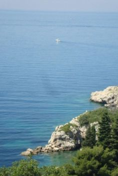 Holiday rentals: sea view villa in Soline, Dubrovnik, Croatia.