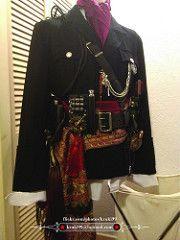 Steampunk early costume idea 02 01 | by kruki99