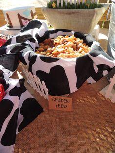 Farm Animal Party  food