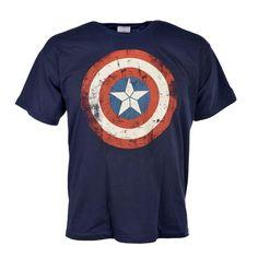 Captain America T-paita