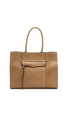 Rebecca Minkoff MAB Tote- love this shape for everyday