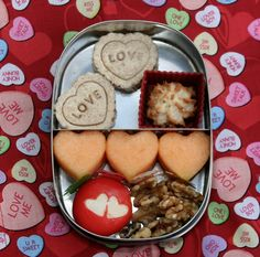 obento momma!: Hearts and Butterflys