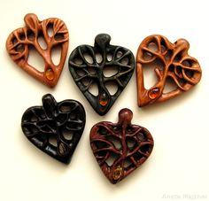 Hearts - tree of life by AmberSculpture.deviantart.com on @deviantART