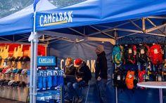Riva 2017: Camelbak  Trikot-Trinkflaschen & Hipbag