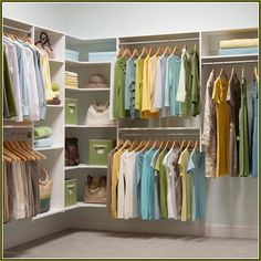 Martha Stewart Living Closet Systems   Google Search | Closet Ideas |  Pinterest | Martha Stewart, Master Closet And Bedrooms
