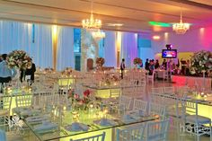 Decoracion de boda. Hado eventos
