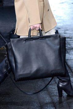 3 1 Phillip Lim Medium Ryder Hold All Satchel in Black Leather Save $175   eBay
